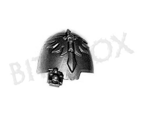 Dark Angels Deathwing Shoulder Pad G