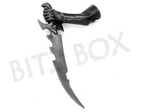 Dark Elves Witch Elves Large Knife Left