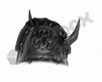 Death Guard Plague Marines Shoulder Pad F