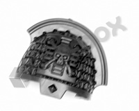 Deathwatch Chapter Upgrade Terminator Shoulder Pad