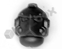 Horus Heresy Tartaros Terminators Head D