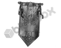 High Elves Phoenix Guard Banner
