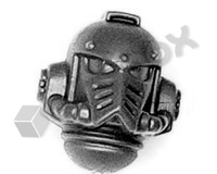 Horus Heresy MKIV Tactical Squad Head C