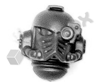 Horus Heresy MKIV Tactical Squad Head F