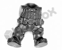 Kharadron Overlords Arkanauts Body D