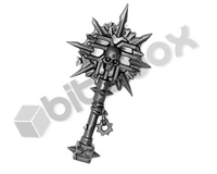 Warriors of Chaos Khorne Skullreapers Back Icon A