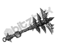 Warriors of Chaos Khorne Skullreapers Mace A