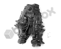 Warriors of Chaos Khorne Skullreapers Legs A