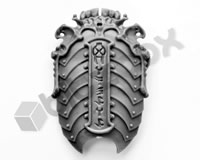 Ossiarch Bonereapers Immortis Guard Shield