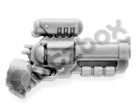 Necromunda Palanite Subjugators Stub Gun