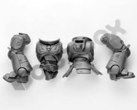 Primaris Space Marine Assault Intercessors Body B