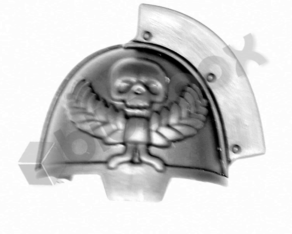 Primaris Space Marine Aggressors Shoulder Pad F