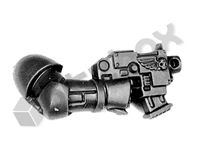 Space Marine Assault Squad Bolt Pistol C