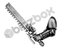 Space Marine Assault Squad Chainsword A