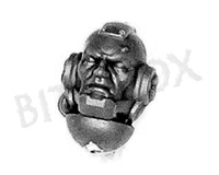 Space Marine Centurions Bare Head B