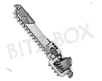 Space Marine Sternguard Veterans Chainsword