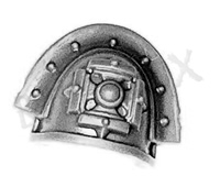 Space Marine Sternguard Veterans Shoulder Pad F