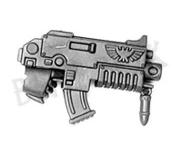 Space Marine Tactical Squad Boltgun B