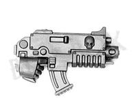 Space Marine Tactical Squad Boltgun F