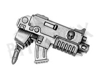 Space Marine Tactical Squad Boltgun H