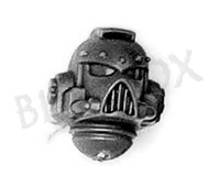 Space Marine Tactical Squad Head A
