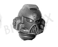 Space Marine Tactical Squad Head J