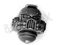 Space Marine Tactical Squad Head B