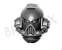 Space Marine Tactical Squad Head E