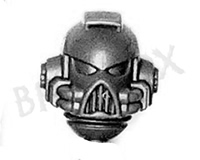 Space Marine Tactical Squad Head F