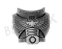 Space Marine Tactical Squad MKVIII Torso Front