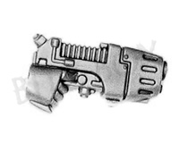 Space Marine Tactical Squad Plasma Pistol