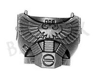 Space Marine Tactical Squad Torso Front B