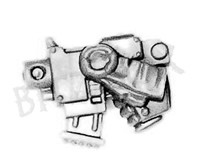 Space Marine Vanguard Veterans Bolt Pistol A