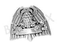Space Marine Vanguard Veterans Shoulder Pad E