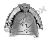 Space Wolves Chapter Upgrade Shoulder Pad A