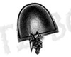 Space Wolves Grey Hunters Shoulder Pad H