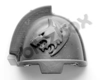 Space Wolves Primaris Upgrades Shoulder Pad C