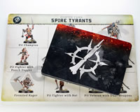 Warcry Spire Tyrants Cards