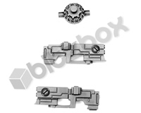 Tau Fire Warriors Gun Drone Parts