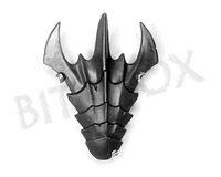 Tyranid Warriors Head Crest D