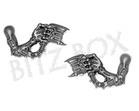 Tyranid Warriors Spine Fists