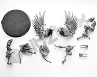 Warcry Corvus Cabal Shrike Talon